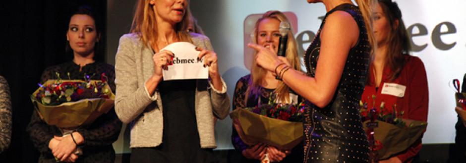 Webmee TV – Wie wordt de nieuwe presentatrice?