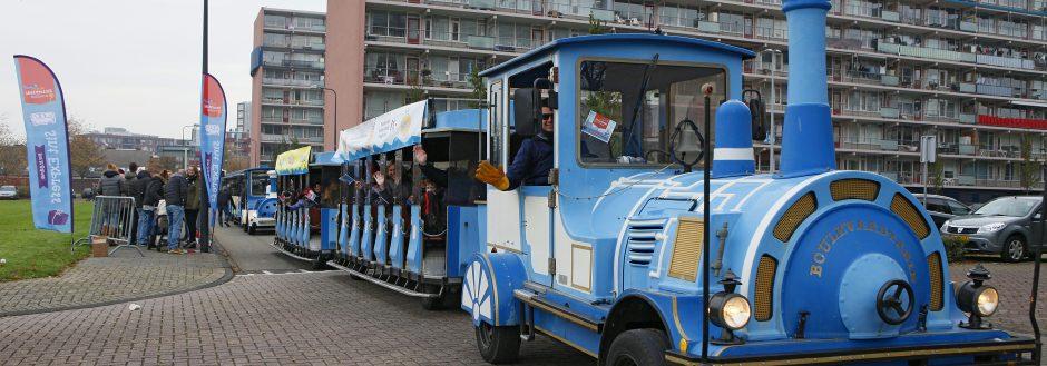 Park&Ride Landelijke intocht van Sinterklaas verzorgd door Jopa Events